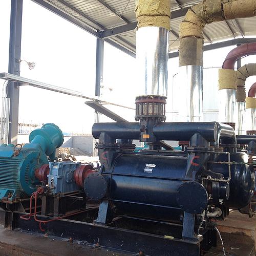 水环真空泵组