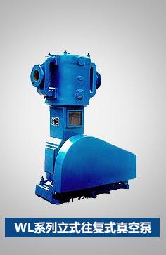 WL系列立式往复式真空泵