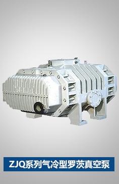 ZJQ系列气冷型罗茨真空泵