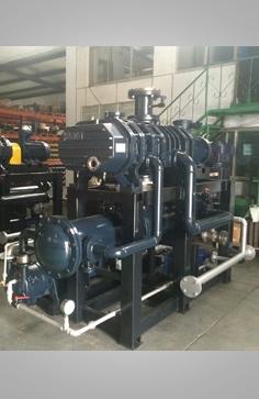 JZJQ系列水环气冷罗茨泵机组
